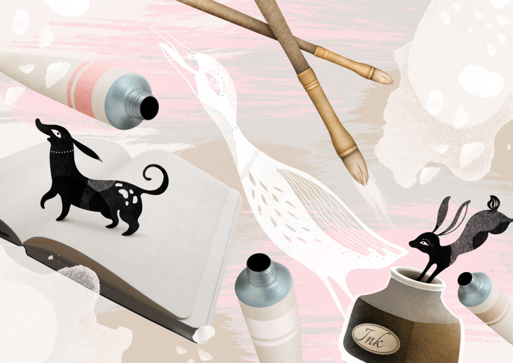 Illustration: Annika Hiltunen / Napa Agency