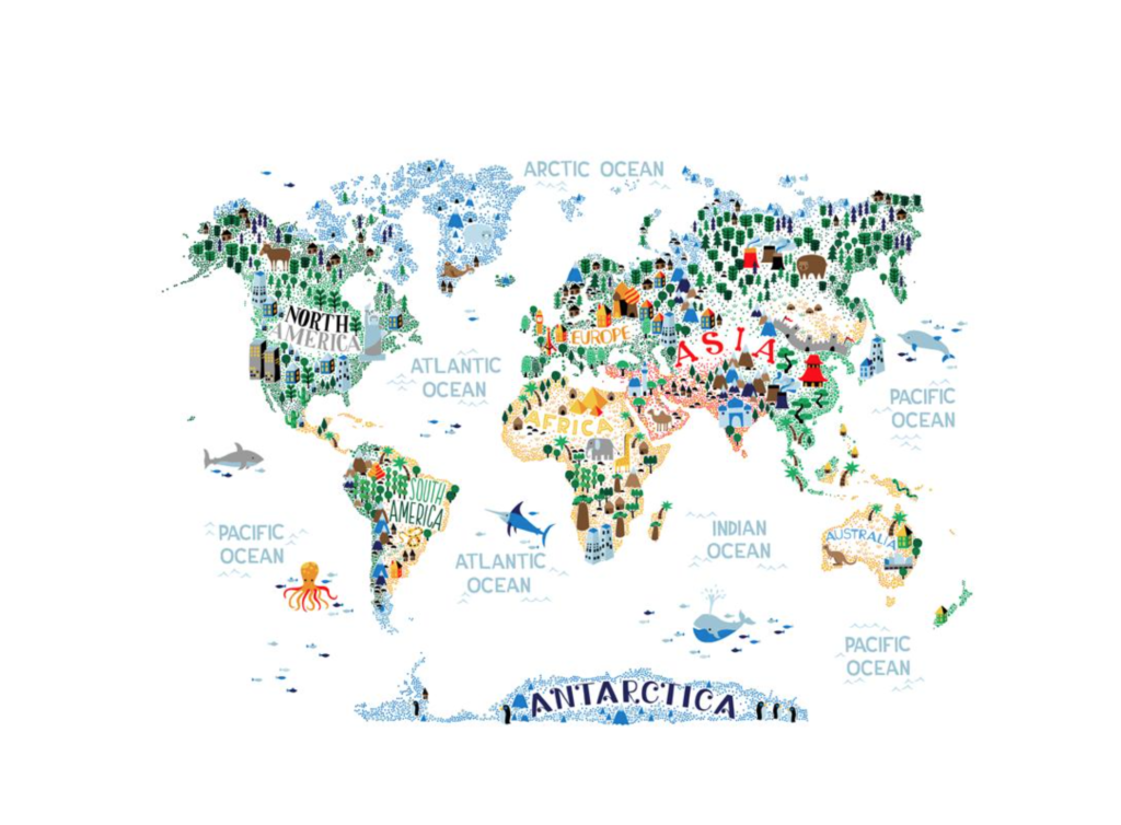 Riku Ounaslehto: Cutest World Map Ever (full)